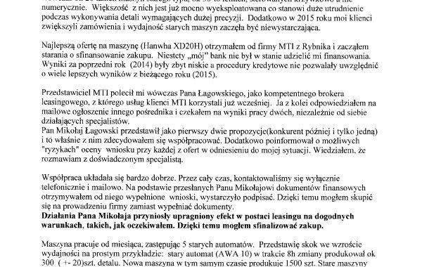List Referencyjny – Kerbi