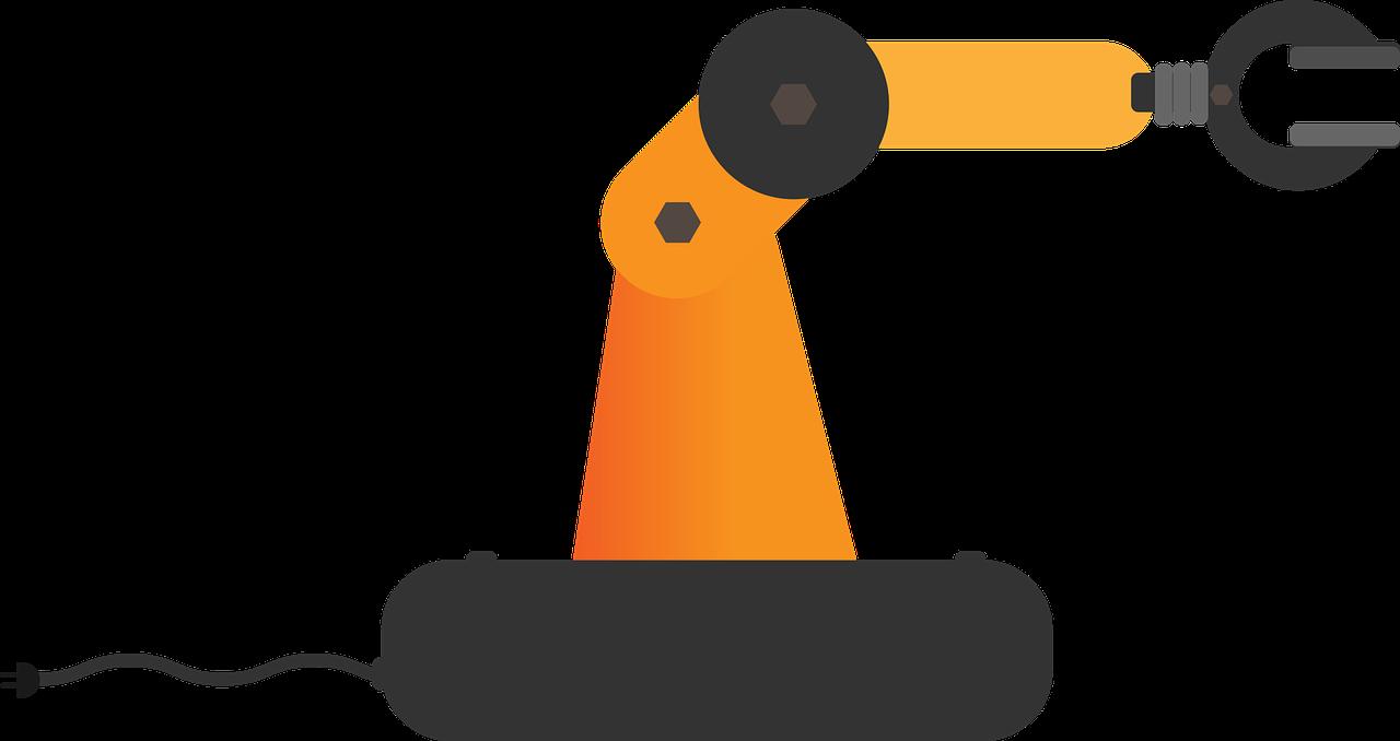 Leasing robota przemysłowego