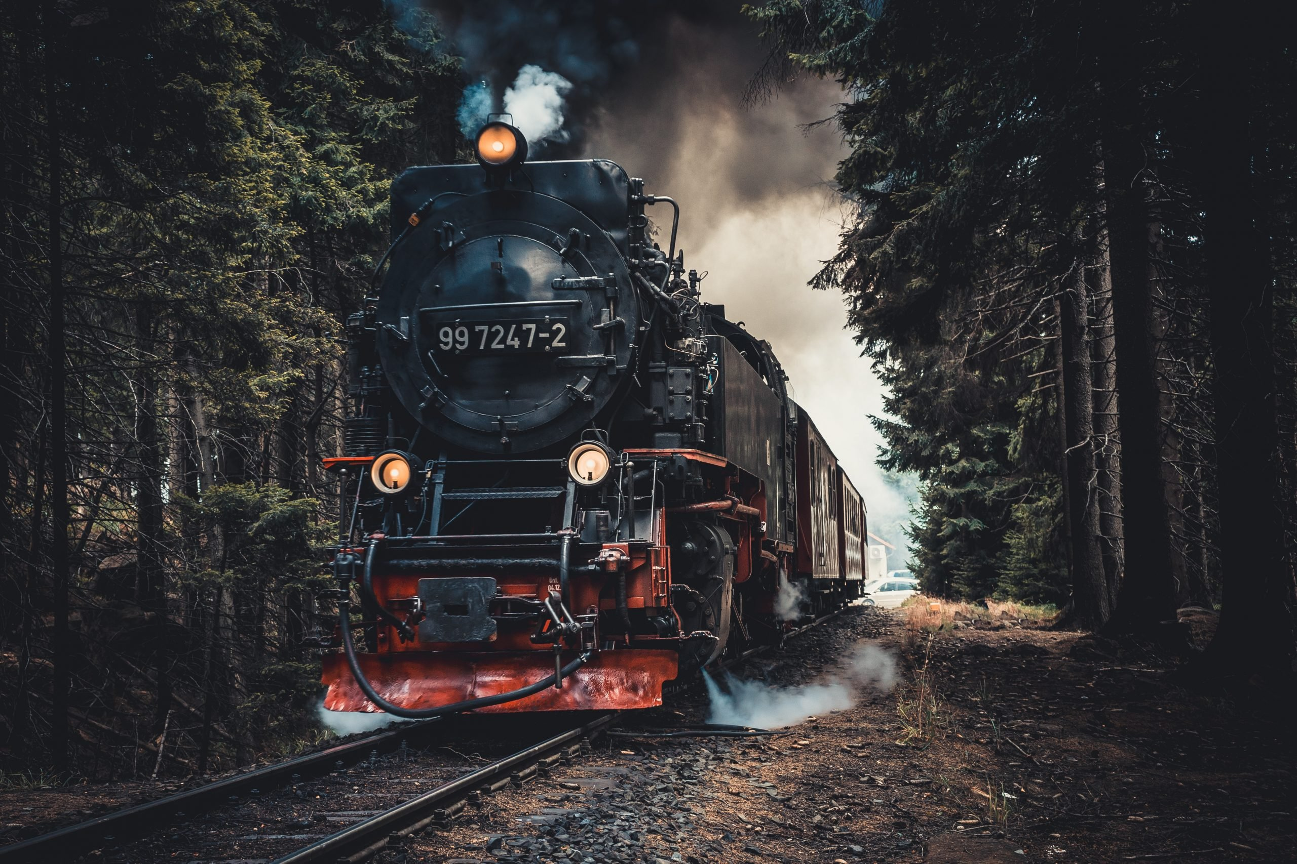 Leasing lokomotywy i wagonów – zasady i możliwości